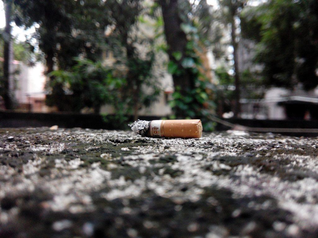 גמילה מעישון תופעות לוואי