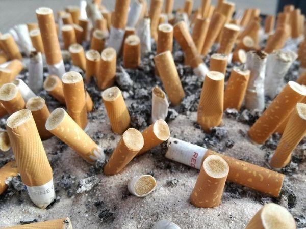 תסמיני גמילה מעישון