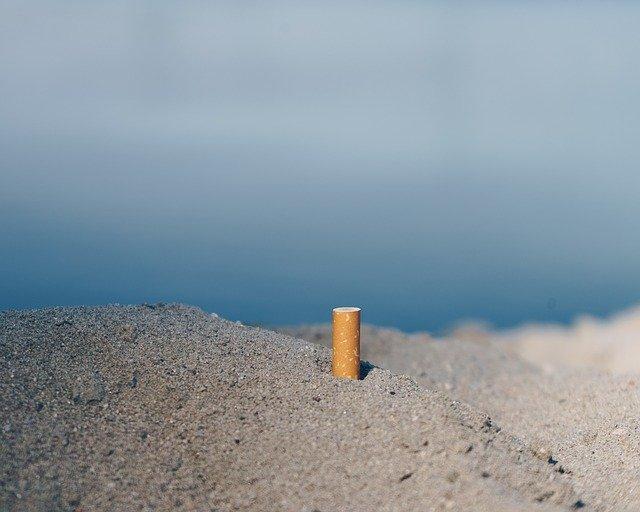 תהליך גמילה מעישון